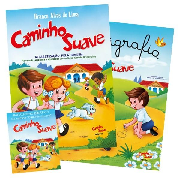 Caminho Suave - Kit de Alfabetização