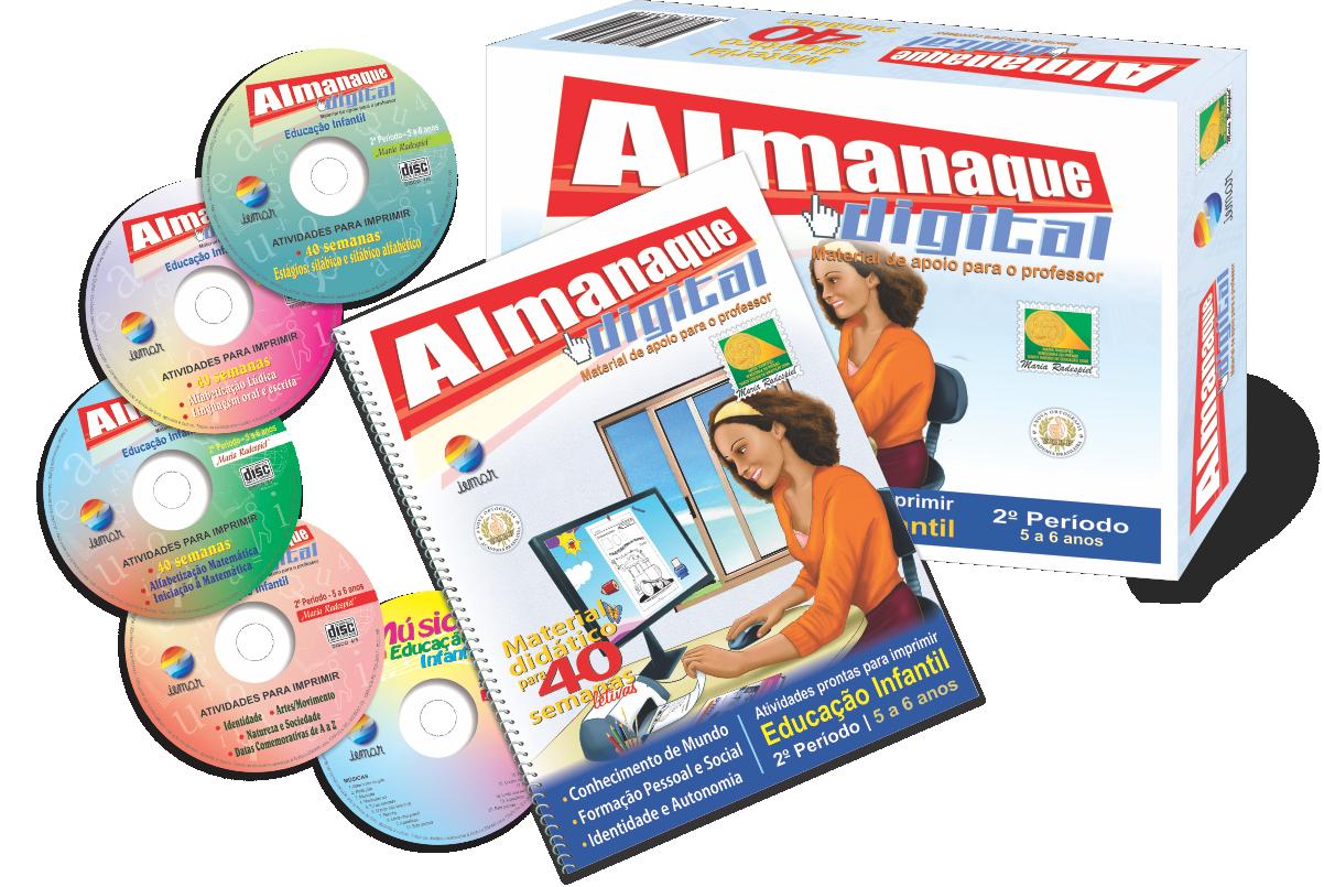 Almanaque Digital - 2º Período - 5 a 6 anos