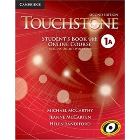Touchstone 1A - Student's Book With Online Course And Online Workbook - Second Edition