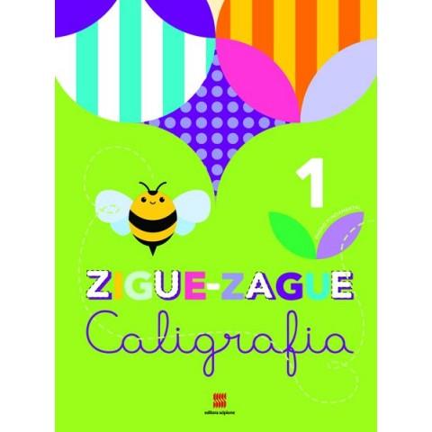 Coleção Zigue-zague Caligrafia - 1º ano