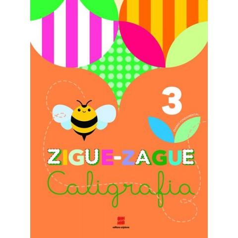 Coleção Zigue-zague Caligrafia - 3º ano