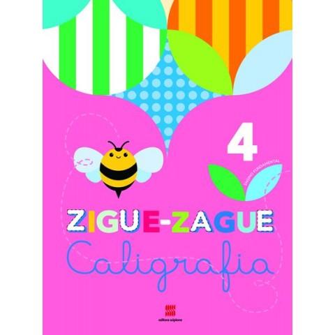 Coleção Zigue-zague Caligrafia - 4º ano