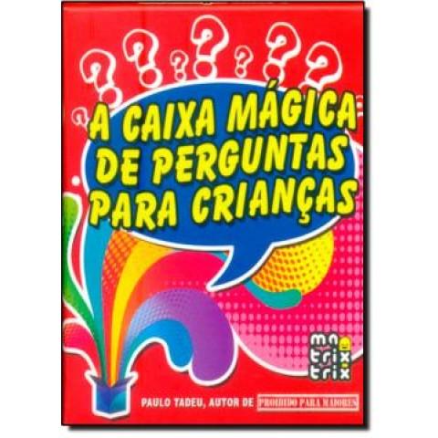 A Caixa Magica De Perguntas Para Criancas149806.1
