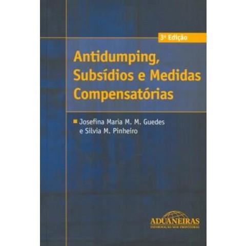 Antidumping, Subsidios E Medidas Compensatorias - 3ª Edicao111654.1