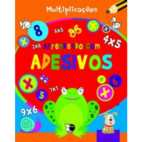 Aprendendo Com Adesivos - Multiplicacoes571940.2