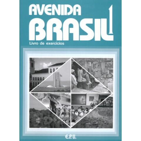 Avenida Brasil 1 - Livro De Exercicios104004.9