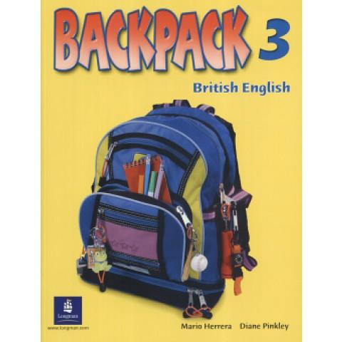 Backpack Sb 3 British English245306.1