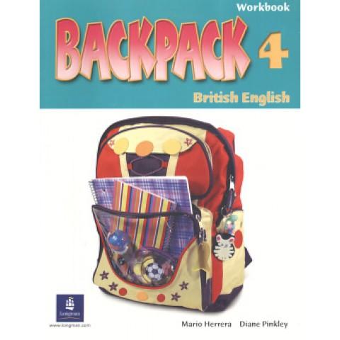 Backpack Wor Book 4 (British English)245544.7