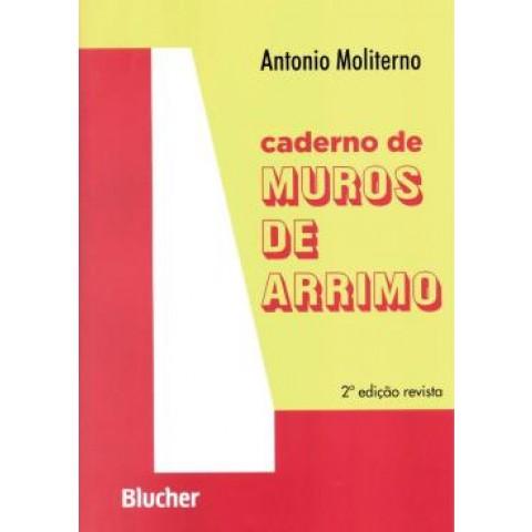 Caderno De Muros De Arrimo  2ª Ed109482.3
