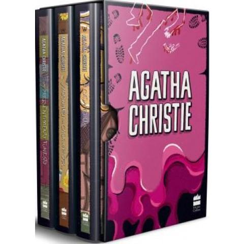 Colecao Agatha Christie - Box Vol. 7537217.8
