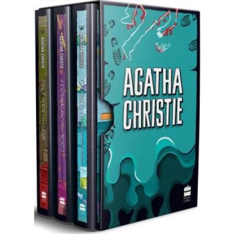 Colecao Agatha Christie - Box Vol. 8537218.6