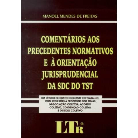 Comentarios Aos Precedentes Normativos E112480.3