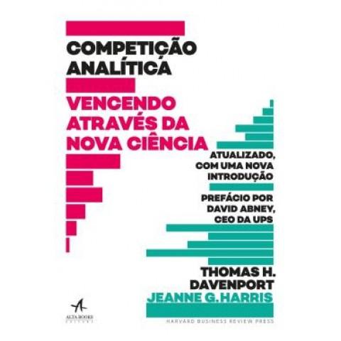 Competicao Analitica - Vencendo Atraves Da Nova Ciencia560339.0