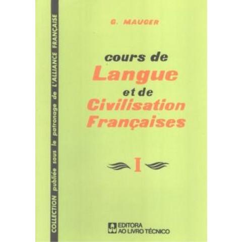 Cours De Langue Et De Civilisation Francaises 1102544.9