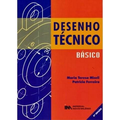 Desenho Tecnico Basico - 4ª Edicao128727.3