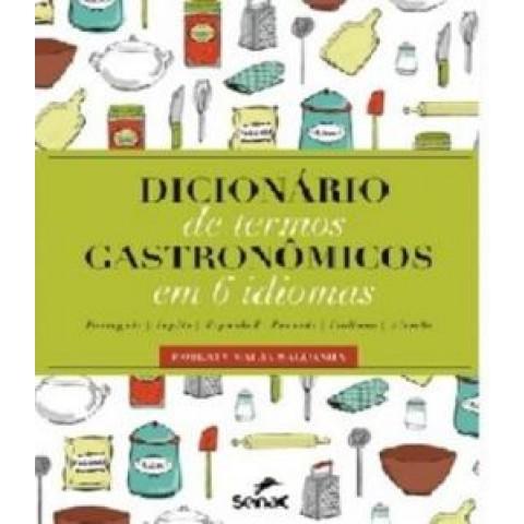 Dicionario De Termos Gastronomicos Em 6 Idiomas524055.7