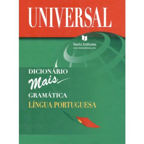 Dicionario Mais Gramatica - Lingua Portuguesa170572.5