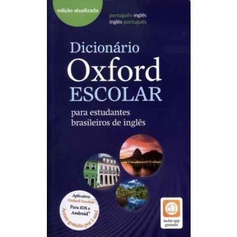 Dicionario Oxford Escolar With Access Code - 3Rd Ed255782.7