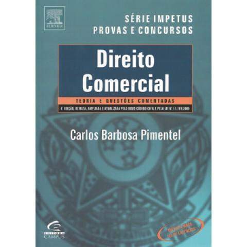 Direito Comercial - Teoria E Questoes Comentadas   4ª Edicao130201.9