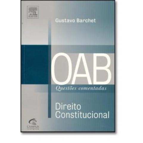 Direito Constitucional - Serie Oab Questoes127453.8