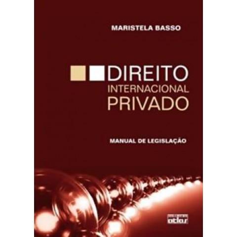 Direito Internacional Privado - Manual De Legislacao145824.8