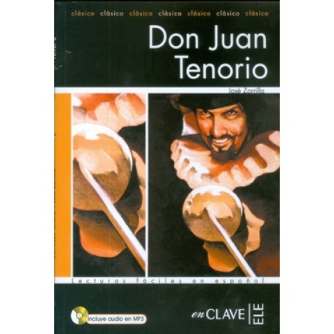 Don Juan Tenorio + Cd Audio178872.8