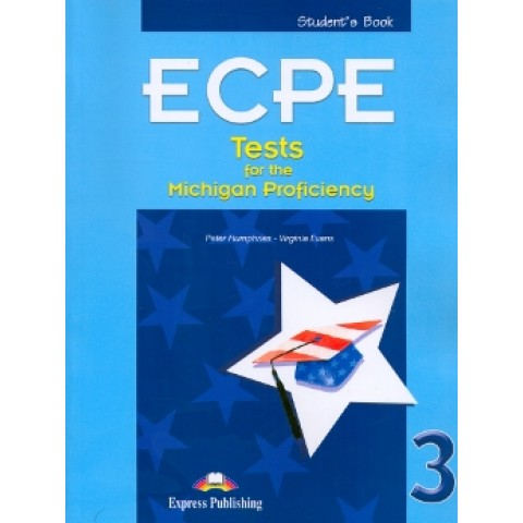 Ecpe Final Tests For The Michigan Proficiency - 3 - Student`S Book - Third Edition Revised109871.3