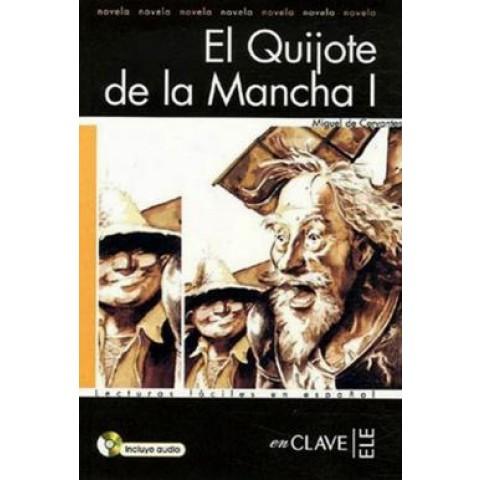 El Quijote De La Mancha I  + Cd - Nivel 4217120.6