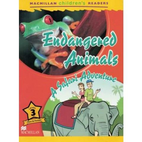 Endangered Animals - A Safari Adventure236837.4