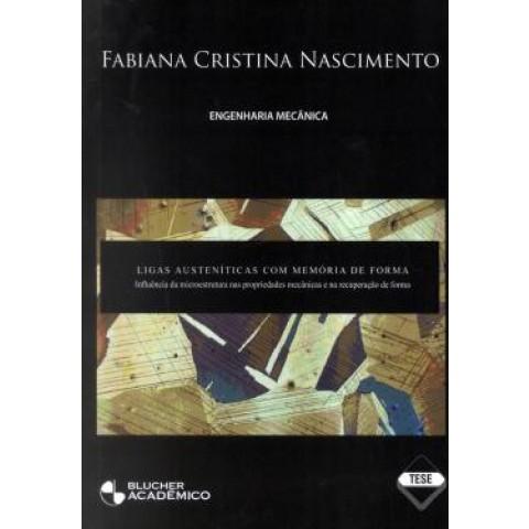 Engenharia Mecanica - Ligas Austeniticas Com Memoria De Forma124549.1