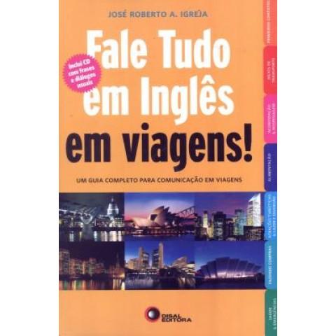 Fale Tudo Em Ingles Em Viagens! Com Cd Audio124597.1