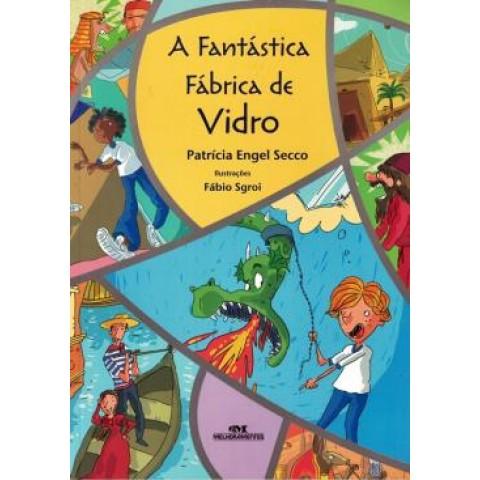 Fantastica Fabrica De Vidro, A506186.5