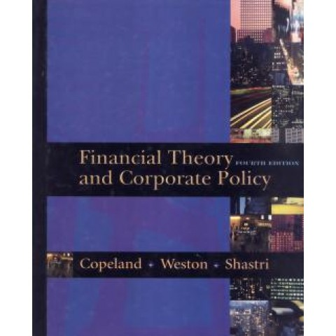 Financial Theory And Corporate Policy - 4Th Ed763173.2