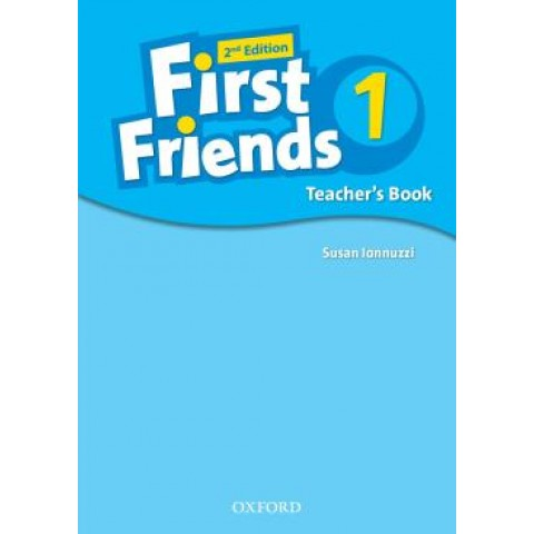 First Friends 1 Tb - 2Nd Edition240936.4