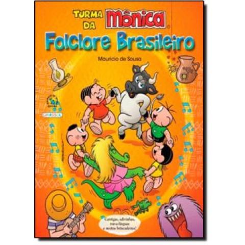 Folclore Brasileiro - Turma Da Monica169187.2