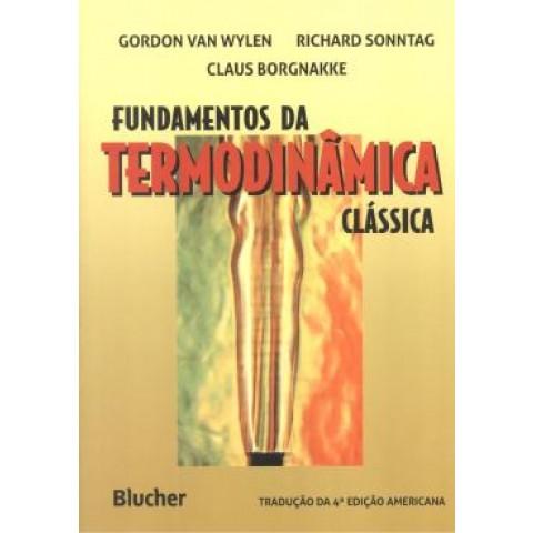 Fundamentos Da Termodinamica Classica - 4ª Edicao110137.4