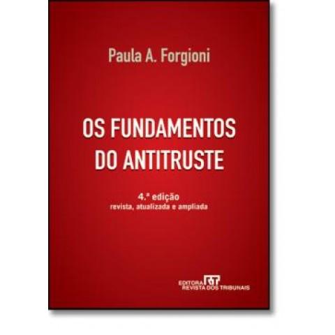 Fundamentos Do Antitruste, Os  4ª Edicao110725.9