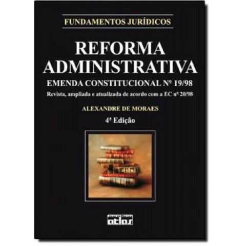 Fundamentos Juridicos - Reforma Administrativa - 4ª Edicao138484.8
