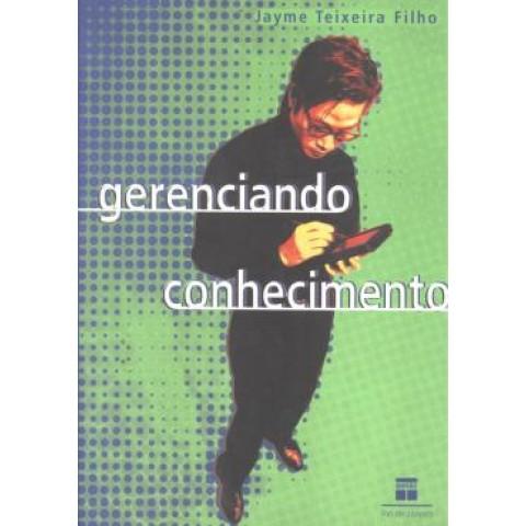 Gerenciando Conhecimento  - Com Cd-Audio - 2 ª Ed108665.0