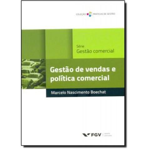 Gestao De Vendas E Politica Comercial519179.3