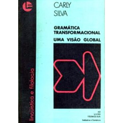 Gramatica Transformacional - Uma Visao Global102228.8
