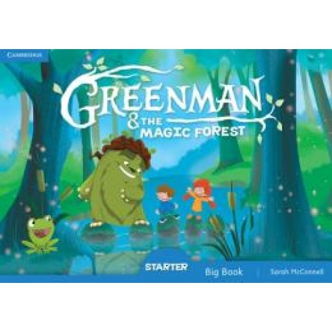 Greenman And The Magic Forest Start Big Book250266.6