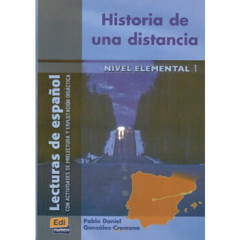 Historia De Una Distancia (Nivel Elemental 1)109308.8