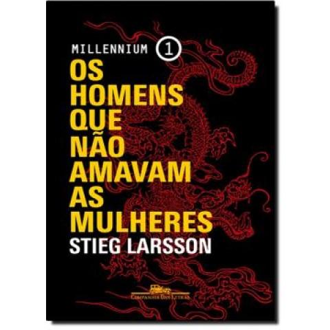 Homens Que Nao Amavam As Mulheres, Os - Vol. 1 - 2ª Ed521963.9