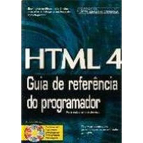 Html 4 - Guia De Ref.Do Programador108934.1