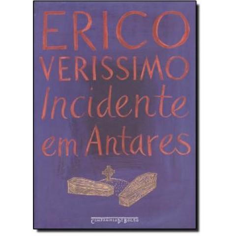 Incidente Em Antares - Edicao De Bolso152418.2