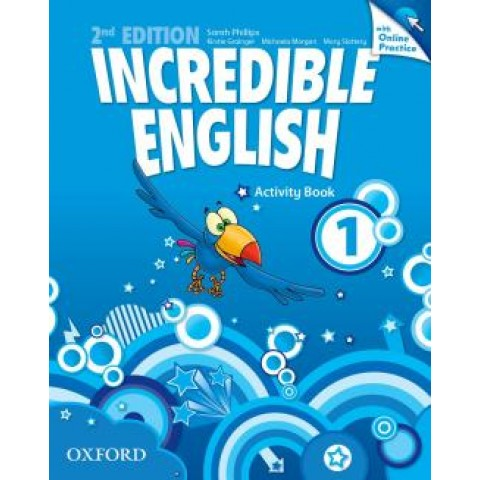 Incredible English 1 Activity Book With Online Practice Pack - 2Nd Ed240087.1