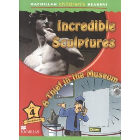 Incredible Sculptures - A Thief In The Museum - Level 4186724.5