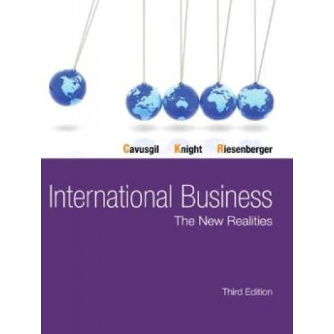International Business - The New Realities Plus 2014 - 3ª Ed238951.7