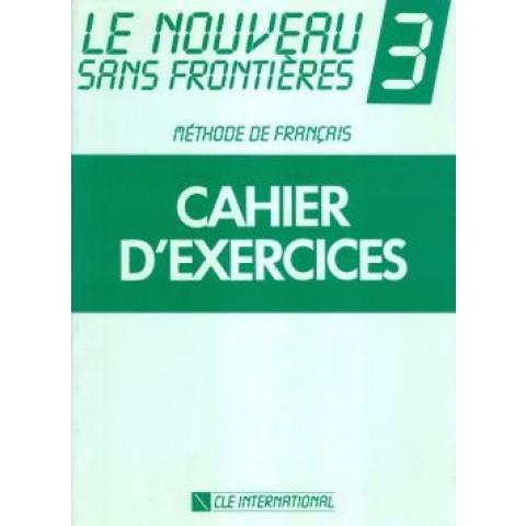 Le Nouveau Sans Frontieres Cahier D´Exercices 3103680.7
